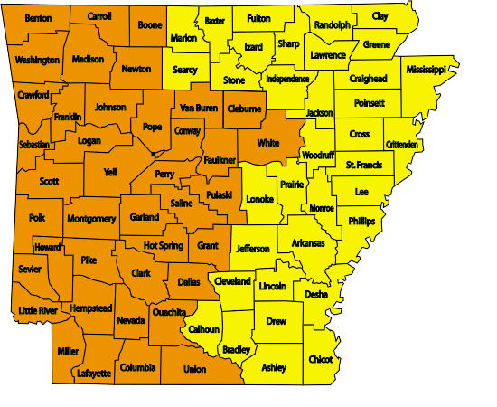 Arkansas Forestry Commission